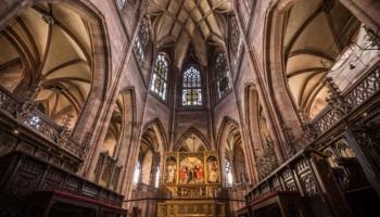 Freiburger Münster Innen