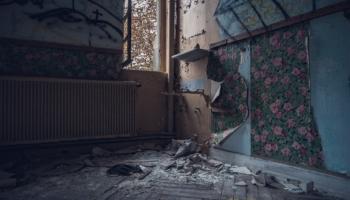 Die verlassene Kaserne im Elsaß 001