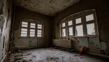 Die verlassene Kaserne im Elsaß 002