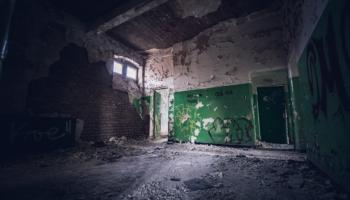 Die verlassene Kaserne im Elsaß 003