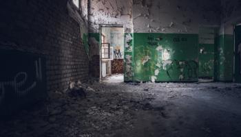 Die verlassene Kaserne im Elsaß 004