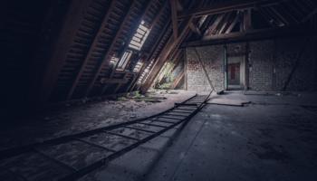 Die verlassene Kaserne im Elsaß 005