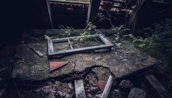 Die verlassene Kaserne im Elsaß 006