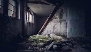 Die verlassene Kaserne im Elsaß 007
