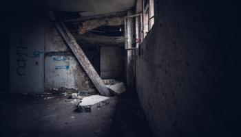 Die verlassene Kaserne im Elsaß 008