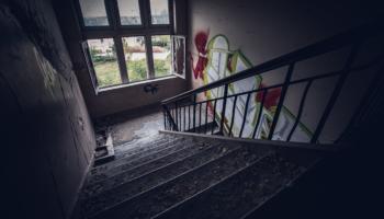 Die verlassene Kaserne im Elsaß 010