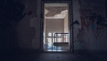 Die verlassene Kaserne im Elsaß 012