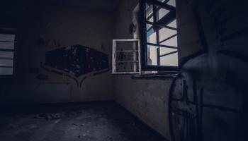 Die verlassene Kaserne im Elsaß 013