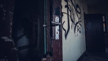 Die verlassene Kaserne im Elsaß 014
