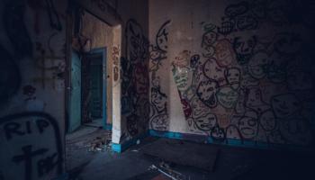 Die verlassene Kaserne im Elsaß 015