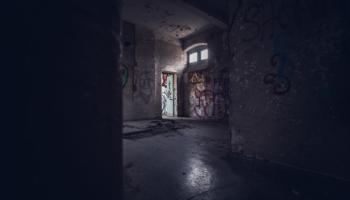 Die verlassene Kaserne im Elsaß 017