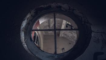 Die verlassene Kaserne im Elsaß 018