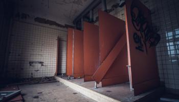 Die verlassene Kaserne im Elsaß 019