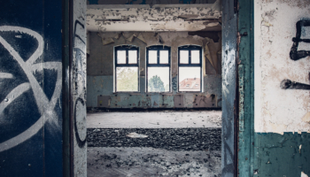 Die verlassene Kaserne im Elsaß 028