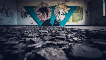 Die verlassene Kaserne im Elsaß 029