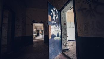 Die verlassene Kaserne im Elsaß 031