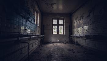 Die verlassene Kaserne im Elsaß 032
