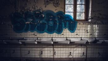 Die verlassene Kaserne im Elsaß 033