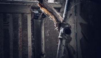 Die verlassene Kaserne im Elsaß 041