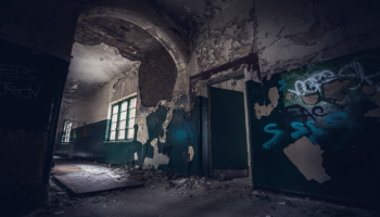 Die verlassene Kaserne im Elsaß 043
