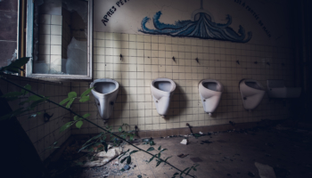 Die verlassene Kaserne im Elsaß 055