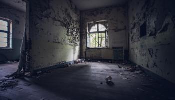 Die verlassene Kaserne im Elsaß 056