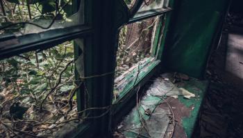 Die verlassene Kaserne im Elsaß 067