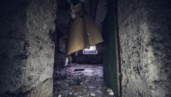 Die verlassene Kaserne im Elsaß 073